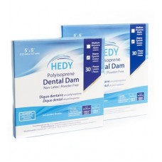 Polyisoprene Dental Dam Latex Free