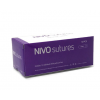 Nivo Sutures - Silk Black Braided