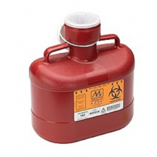 Sharps Container Medium 6.2 Qt