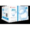 Cranberry 360 4 Ply Face Masks