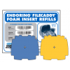 Endoring FileCaddy - Foam Inserts
