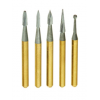 12 Blade T&F Carbide Burs (1 Piece)