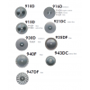 Meisinger Diamond Discs - HP