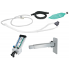 Flowmeter System - Telescoping Arm with Scavenger Rubber Goods