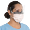 FluidShield Procedure Mask with SplashGuard Visor